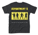 DEPARTMENT S - T-SHIRT, SAID AND DONE