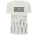 MUSE - T-SHIRT, TONED DRONES