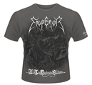 EMPEROR - T-SHIRT, IN THE NIGHTSIDE ECLIPSE (GREY)