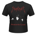 EMPEROR - T-SHIRT, WRATH OF THE TYRANTS