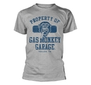 GAS MONKEY GARAGE - T-SHIRT, PROPERTY OF GMG DALLAS