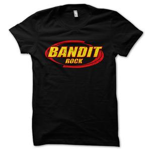 BANDIT - T-SHIRT, LOGO (BLACK)