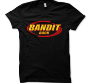 BANDIT - T-SHIRT, LOGO (BLACK)