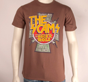 THE SCAMS - T-SHIRT, IRON CROSS