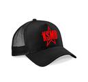 KSMB - TRUCKER CAP, LOGO