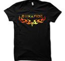 BONAFIDE - T-SHIRT, FLAMES TOUR