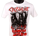 CRASHDIET - T-SHIRT, HERE TO STAY
