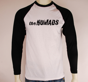 THE NOMADS - BASEBALL, LOGO