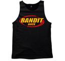 BANDIT - TANK TOP, LOGO (BLACK)