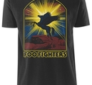 FOO FIGHTERS - T-SHIRT, WINGED HORSE
