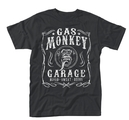 GAS MONKEY GARAGE - T-SHIRT, FLOURISH