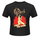 OPETH - T-SHIRT, I FEEL THE DARK
