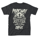PARKWAY DRIVE - T-SHIRT, WOLF & BONES