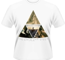 PINK FLOYD - T-SHIRT, TRIANGLE PHOTOS
