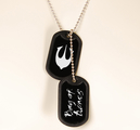 EUROPE - DOG TAGS, BOB LOGO