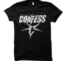CONFESS - T-SHIRT, CENTAGRAM
