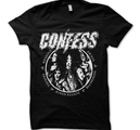 CONFESS - T-SHIRT, FACES
