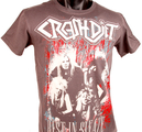 CRASHDIET - T-SHIRT, REST IN SLEAZE