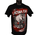 LACUNA COIL - T-SHIRT, FACE PLATE