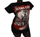 LACUNA COIL - LADY T-SHIRT, FACE PLATE