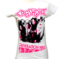 CRASHDIET - LADY, GENERATION WILD