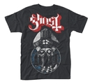 GHOST - T-SHIRT, WARRIORS