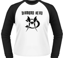 DIAMOND HEAD - LONG SLEEVE BASEBALL, LOGO