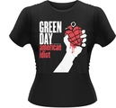 GREEN DAY - GIRLIE, AMERICAN IDIOT
