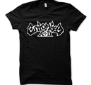 ENTOMBED A.D - T-SHIRT, LOGO (BLACK)