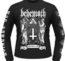BEHEMOTH - LONG SLEEVE SHIRT, THE SATANIST