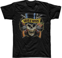 GUNS N ROSES - T-SHIRT, TOP HAT
