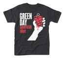 GREEN DAY - T-SHIRT, AMERICAN IDIOT