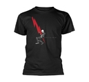 QUEENS OF THE STONE AGE - T-SHIRT, LIGHTNING DUDE