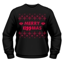 KISS - SWEATSHIRT, MERRY KISSMAS