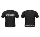 GORGOROTH - T-SHIRT, TRUE BLACK METAL