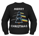 PINK FLOYD - SWEATSHIRT, DARK SIDE XMAS