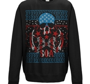 SONS OF ANARCHY - SWEATSHIRT, CHRISTMAS REAPER