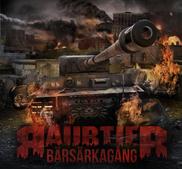 RAUBTIER - BÄRSÄRKAGÅNG (BLACK-VINYL LP)
