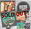 BACKYARD BABIES - TOTAL 13, LP PIC-DISC (RE-ISSUE) BUNDLE