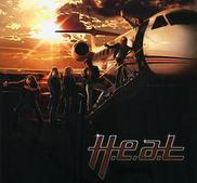 H.E.A.T - S/T (2CD)