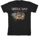 GREEN DAY - T-SHIRT, REVOLUTION RADIO COVER