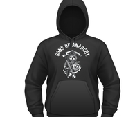 SONS OF ANARCHY - HOODIE, CLASSIC