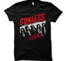 CONFESS - T-SHIRT, JAIL