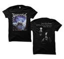 IMMORTAL - T-SHIRT, AT THE HEART OF WINTER