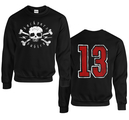 BACKYARD BABIES - SWEATSHIRT, 13
