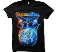 HAMMERFALL - T-SHIRT, ANY TOUR NECESSARY (UK)
