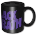 BLACK SABBATH - MUGG, WAVY LOGO BOXED