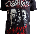 CRASHDIET - T-SHIRT, BORN TO DIE FREE
