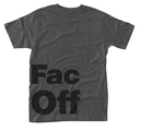 FACTORY 251 - T-SHIRT, FAC OFF (GREY)