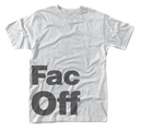 FACTORY 251 - T-SHIRT, FAC OFF (WHITE)